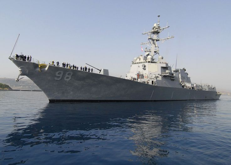 USS Forrest Sherman (DDG 98)