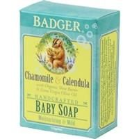 Badger Baby Soap - With Soothing Chamomile & Calendula