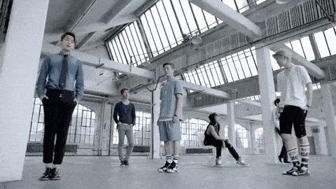 B.A.P - COFFEE SHOP M/V【KPOP Korean POP Music K-POP 韓國流行音樂】