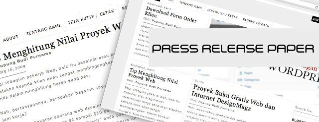 Submit Press Release - Press Release Paper