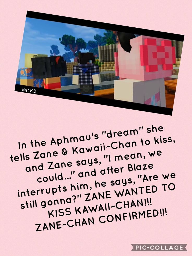 ZANE~CHAN CONFIRMED!!! LET THE FANGIRLS/FANBOYS TAKE OVER!!!