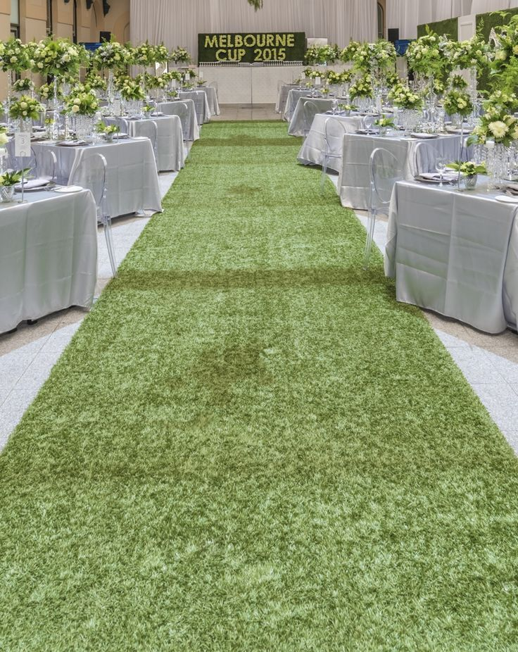 Astro Turf Floor Runner