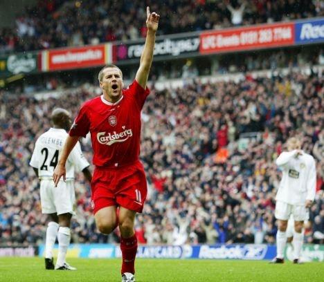 ~ Michael Owen on Liverpool FC ~
