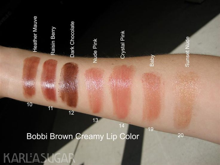 Lip Pencil by Bobbi Brown Cosmetics #20