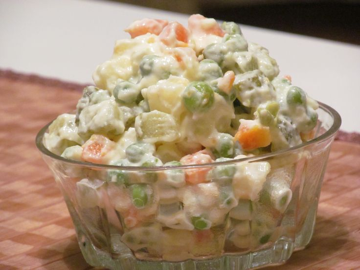 Russian Salad Recipe by Chef Zakir Qureshi