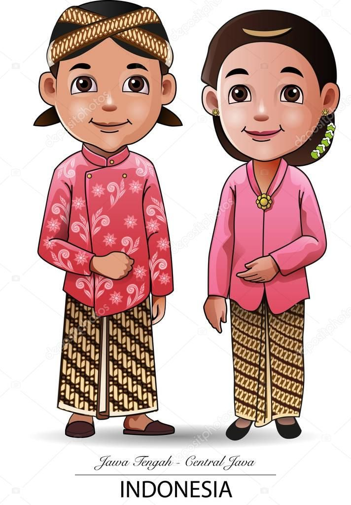 Budaya Sunda Kartun