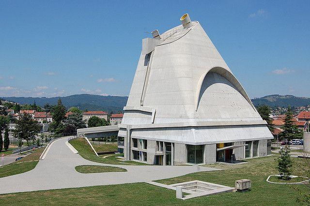 L'Eglise Saint-Pierre at Firminy Vert | Flickr - Photo Sharing!