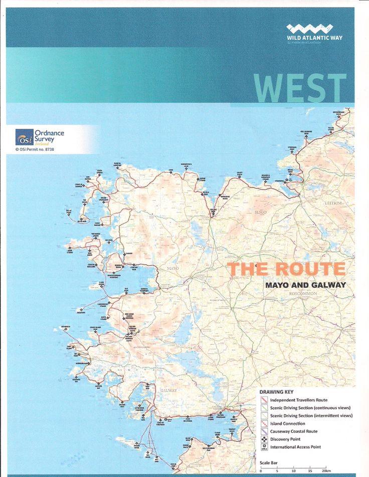 12 best Maps images on Pinterest  Connemara pony Ireland map and