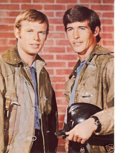And we couldn't miss EMERGENCY!!! I think my father would have cried if we missed it. I had such a crush on Randolph Mantooth!