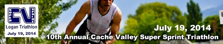 cache valley super spring triathlon - logan, utah
