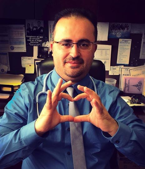 Dr Tamam Mohamad Chief Of Cardiology At Dmc Detroit
