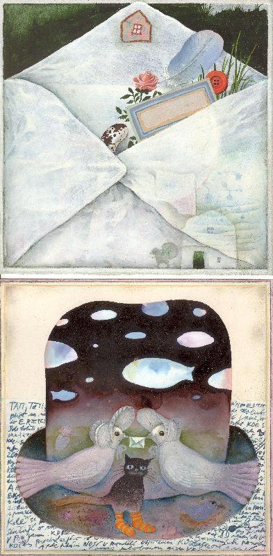 Pohádky z bramborových řádků ; ilustrace ; František Skála