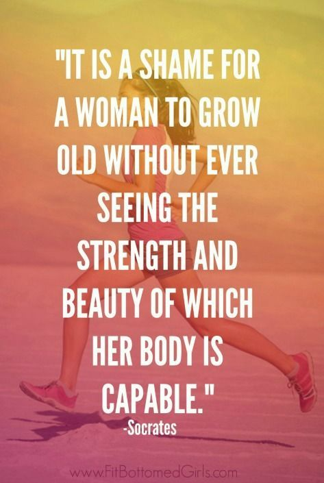 It's a shame for a woman to grow old without ever seeing the strength and beauty of which is body is capable. The New Year is the perfect time to reset your fitness goals. Now matter how big or small they are, get out there with your favorite Sweaty Betty fitness clothing!