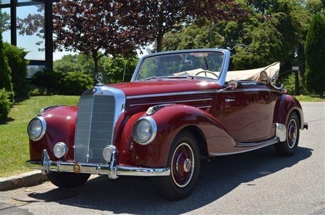 1952 MB 220SE