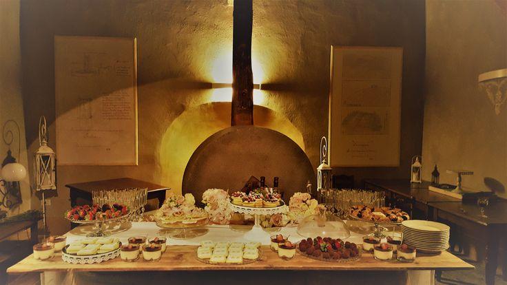 Italian sweet Buffet Mignon