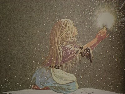 The Little Match Girl once-upon-a-time: Girls, Book, Gothic Fairytales, Fairytales Nursery Rhymes, Girl Once Upon A Time