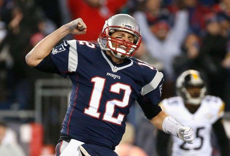 """25 Facts About Patriots Quarterback Tom Brady:     11: Playoff Games With 300+ Passing Yards  -   Brady's career playoff game log is currently bookended by a pair of 300‐yard games. His first career postseason game came in a blizzard during what's now infamously known as the """"Tuck Rule Game."""" Most recently, Brady completed 32 of 42 pass attempts for 384 yards against the Steelers in the AFC Championship Game."""