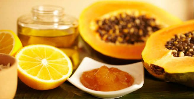 awesome Top 5 Papaya Face Pack for Clear Glowing Skin