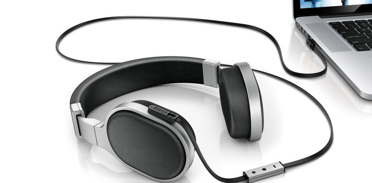 Nieuwe KEF M500 hoofdtelefoon
