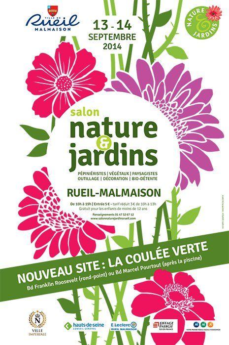 19ème édition du Salon Nature & Jardin les 13 et 14 septembre 2014 http://www.pariscotejardin.fr/2014/09/19eme-edition-du-salon-nature-jardin-les-13-et-14-septembre-2014/