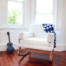 Hobbe. Positano Rocking Chair, Feeding Chairs