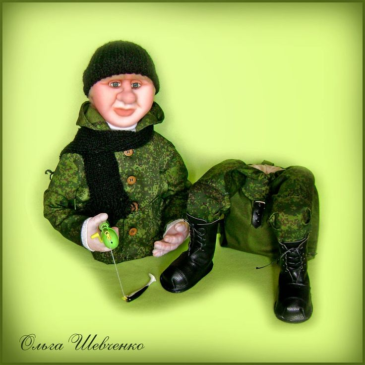 Кукла-мини бар мастер класс