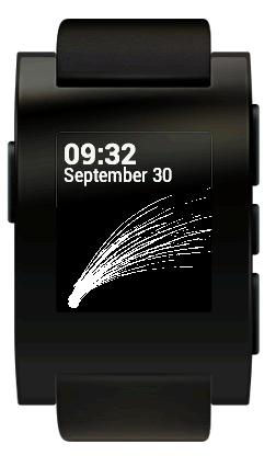 Pebble Watch generator screenshot