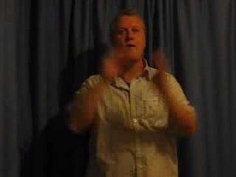 Maui and the Sun (New Zealand Sign Language) NZSL (+playlist)