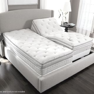Pin by christine campbell on wish list pinterest for Sleep number iq bed