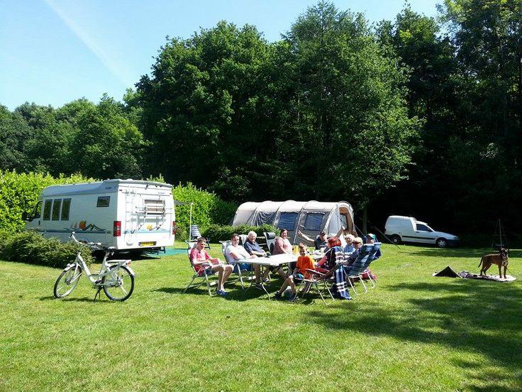 Groepsweekend op camping Wedderbergen