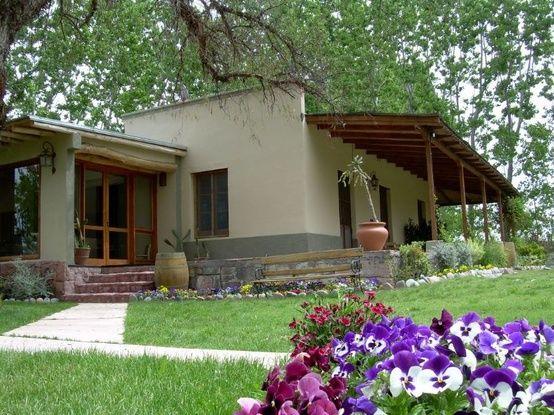 Casa de campo porch roof and side porch on pinterest - Porches de casas ...