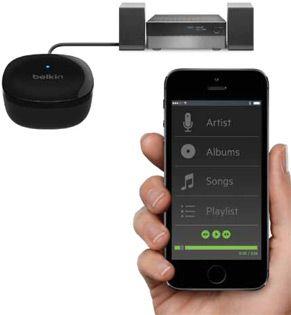 SongStream™ Bluetooth® Audio Receiver