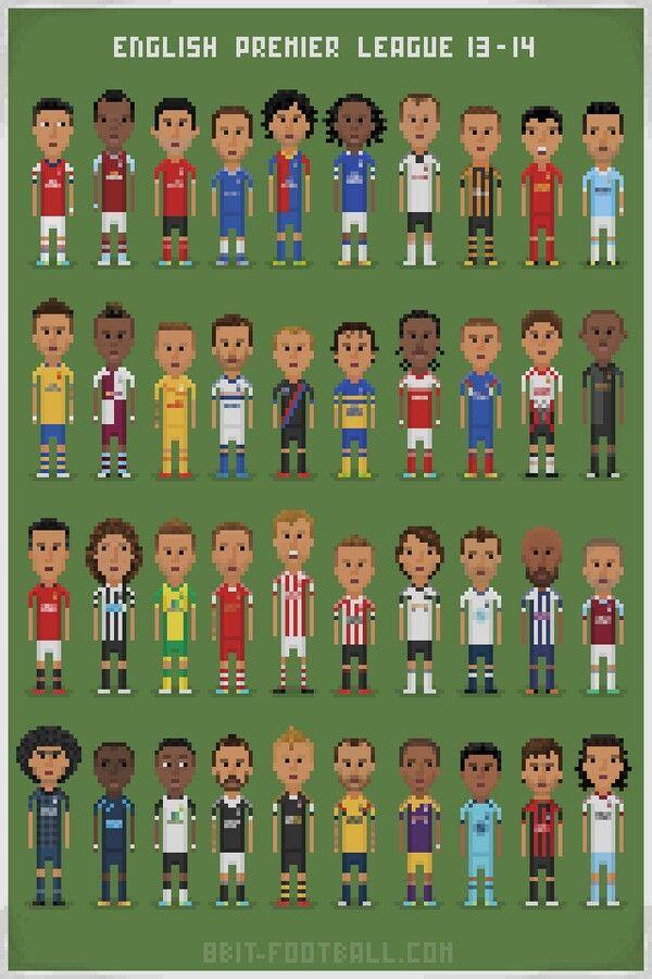 8bit Premier League