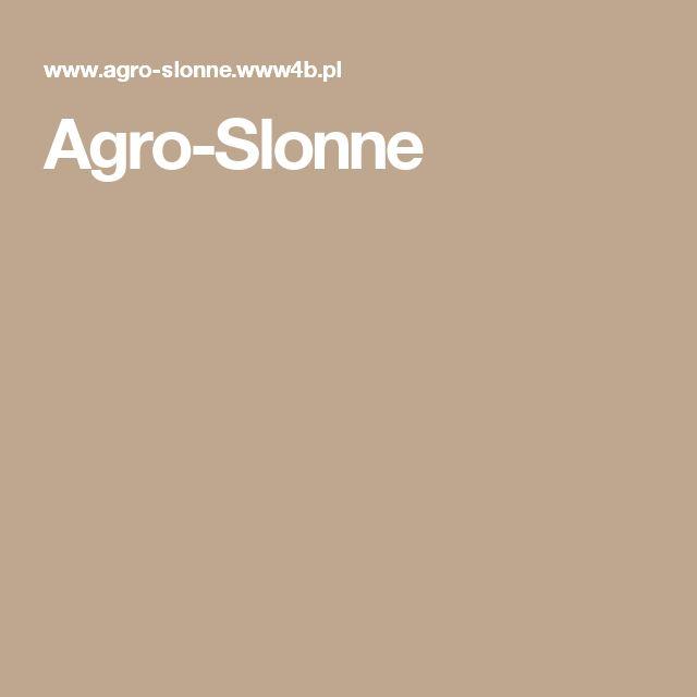 Agro-Slonne