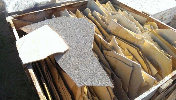 Giallo fossilite NEW | Pietre Raffaele Cileo - Pietra di Trani, marmi, mosaici, graniti, chianche murgiane, edilizia, blocchi