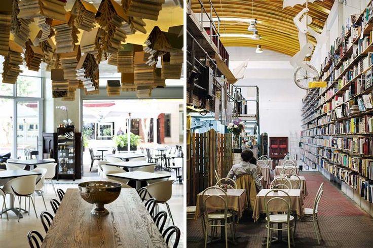 17 mejores ideas sobre dise o de cafeter a en pinterest for Decoracion cafeterias modernas