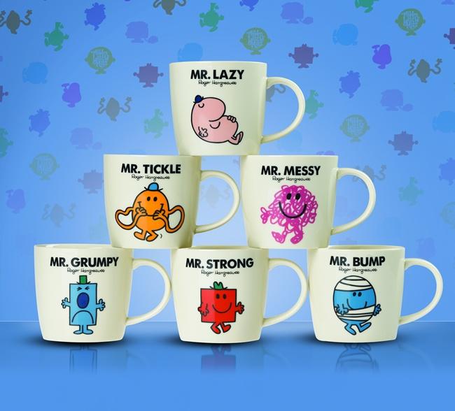 Mr Men mugs
