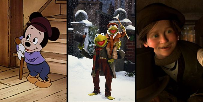 Let's Discuss The Disney Christmas Carols | This is the trifecta of Dickensian Christmas storytelling.