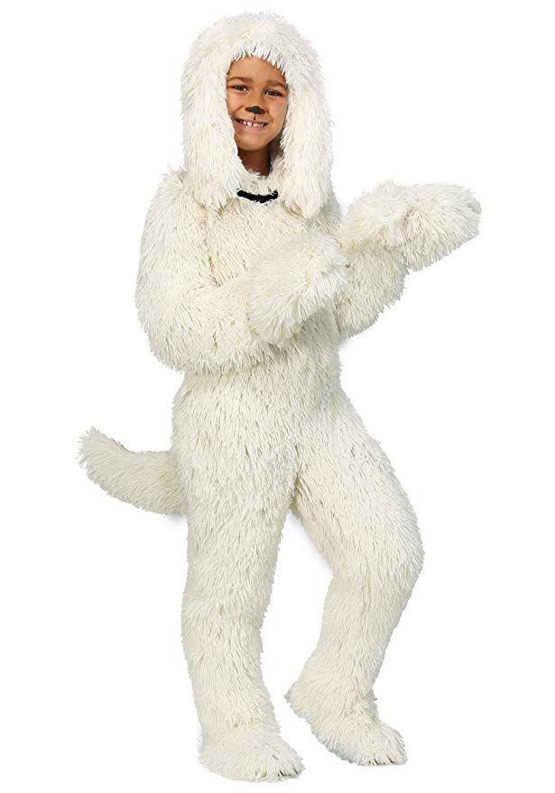 Shaggy Sheep Dog Kids Costume M Dog Costumes For Kids Dog
