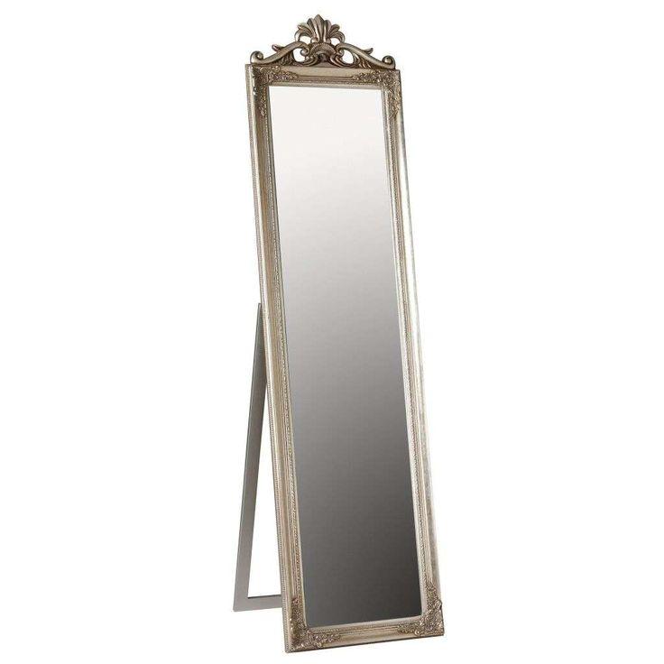 ... Spiegel op Pinterest - Grote vloerspiegels, Slaapkamer spiegels en
