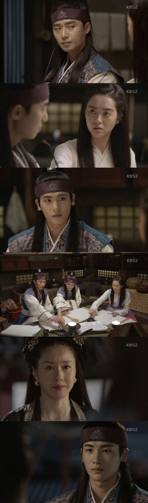 [Spoiler] Added episode 6 captures for the #kdrama 'Hwarang'