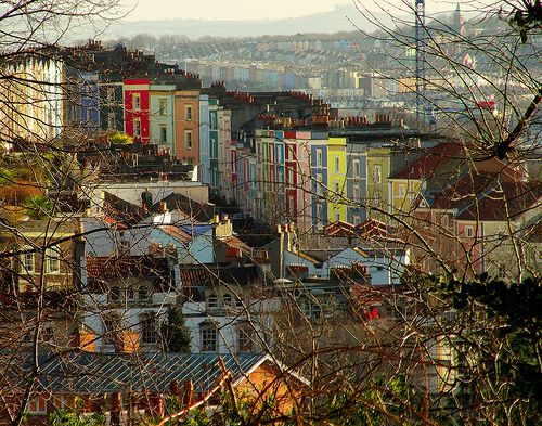Bristol, UK - cutest little town :)