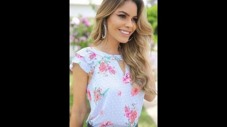 Bella blusa – Corte & Costura