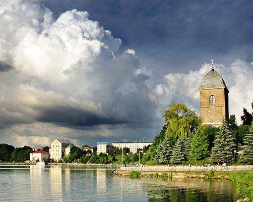 Ternopyl, Ukraine.