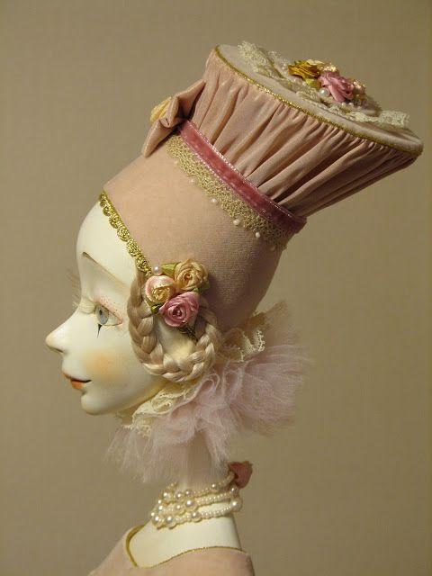 Кукольная мастерская ANNADAN: Тутти
