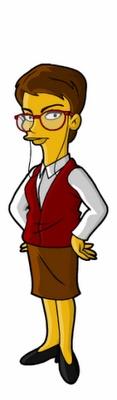 Springfield Punx: Janine Melnitz