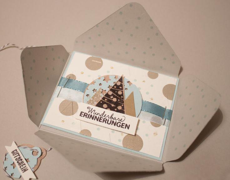 28 besten gutscheine verpacken bilder auf pinterest geschenke box und kartenbuch. Black Bedroom Furniture Sets. Home Design Ideas