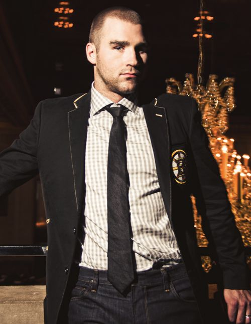 Bruins Johnny Boychuk:)
