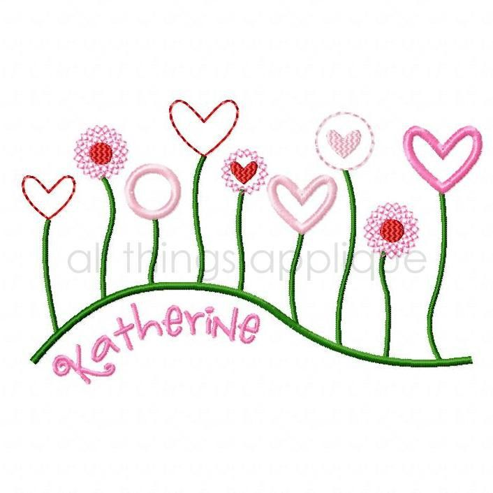 Best images about valentines applique on pinterest
