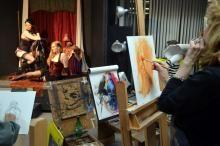 CAI Happenings Photo Gallery   California Art Institute